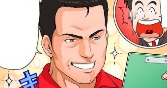 多摩、町田の横山ゴルフスクールを漫画で解説。経験者の方へ