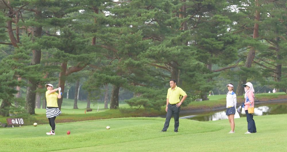 多摩、町田の横山ゴルフスクールの選ばれる理由について